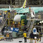 Cash flow is key to Boeing 737 production rate debate, analyst says