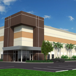 Distribution center breaks ground on west side of county