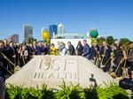 Library at USF's new downtown Tampa medical school named for Florida health company