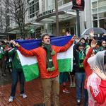 Thousands of Timbers fanatics clog downtown Portland for champions parade (Photos)