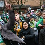 5 things to know today, and the Portland Timbers love a parade. The Rose Festival parade, that is