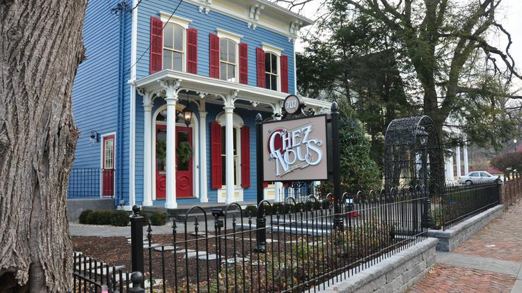 Schenectady Br Chez Nous Is Among The Best Restaurants In According To