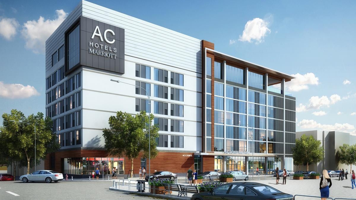 Sneak K A Tour Of North Hills Ac Hotel Before It Opens Photos Triangle Business Journal