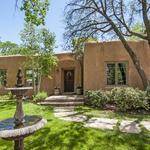 Home of the Day: Exquisite Los Ranchos Gated Property on 1.5 Acres