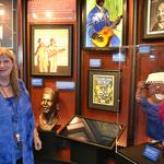 Exhibit gives fans a hands-on experience of blues greats