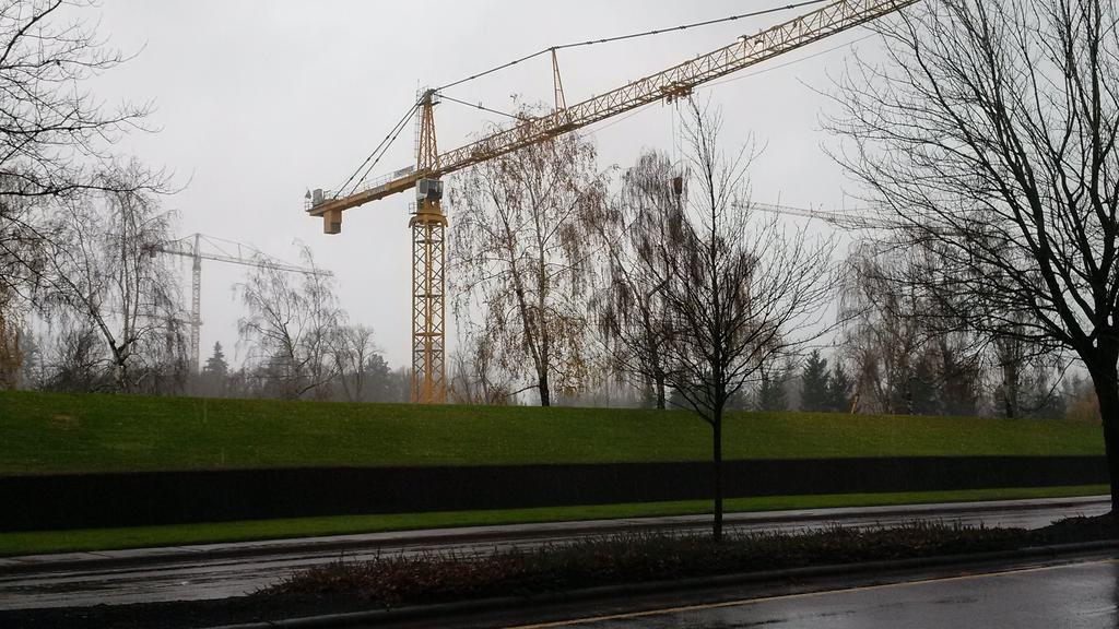 Nike campus expansion hits $380 million, exceeds final state goal - Portland  Business Journal