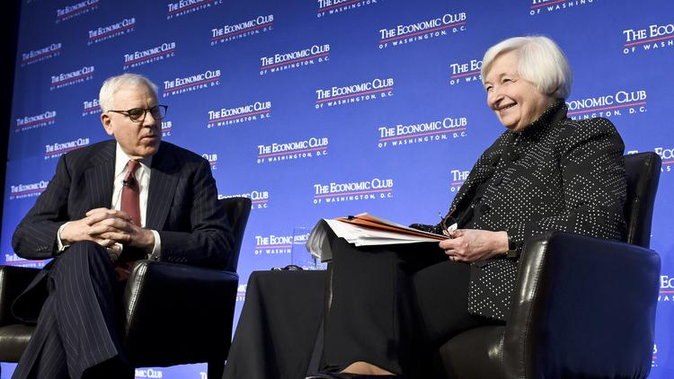 Bitcoin review: Yellen's gift    Winklevoss twins sue crypto
