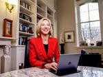 Amy Gutmann's big dreams