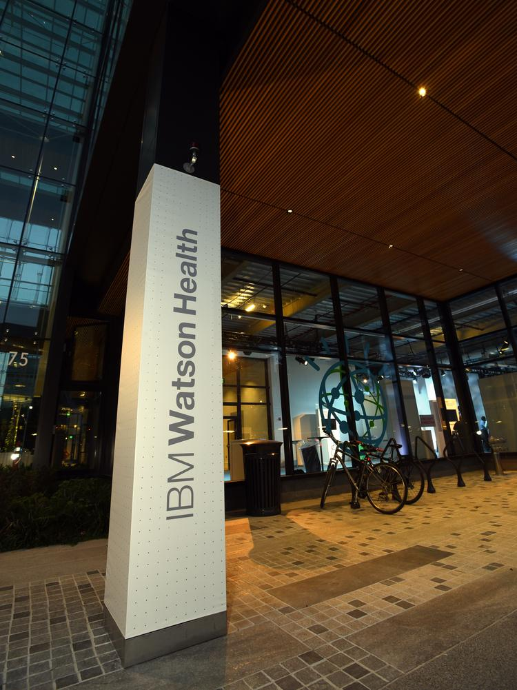 IBM confirms 'small percentage' of layoffs in Watson Health