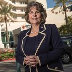 Businessperson of the Year Runner-up: <strong>Linda</strong> <strong>Hunt</strong>, CEO of Dignity Health