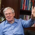 ​Forbes names Charles Koch one of its Top 100 business minds