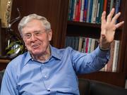 Charles Koch, CEO of Koch Industries