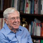 <strong>Charles</strong> <strong>Koch</strong> says tariffs are a threat to American progress