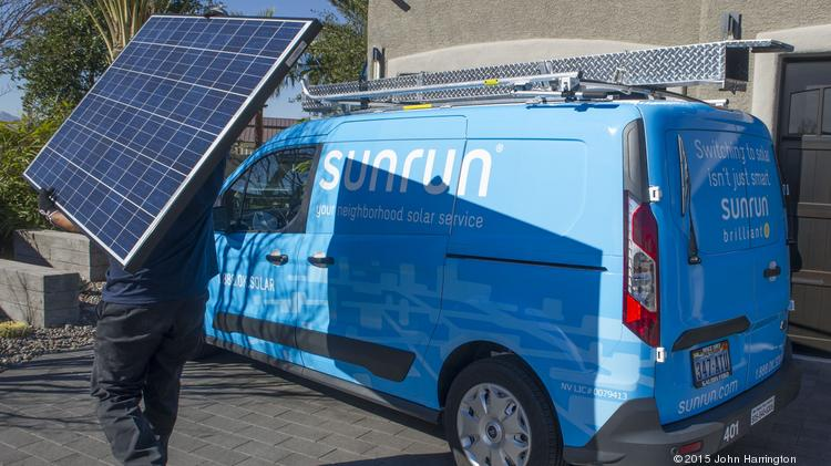 Comcast Amp Sunrun Team Up To Market Rooftop Solar Panels