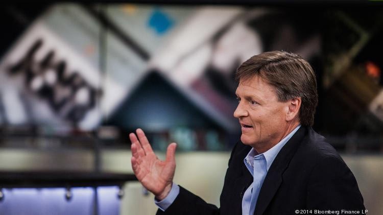 The End Michael Lewis Looks At What Led To The Financial Collapse