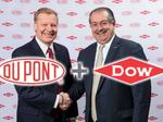 CEOs of DuPont, Dow will receive $80M 'golden parachutes' after merger