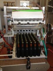 Full Pint's bottling line.