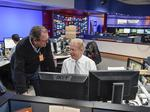 Husted: 9News anchor Mark Koebrich looks back on a career delivering news (Slideshow)