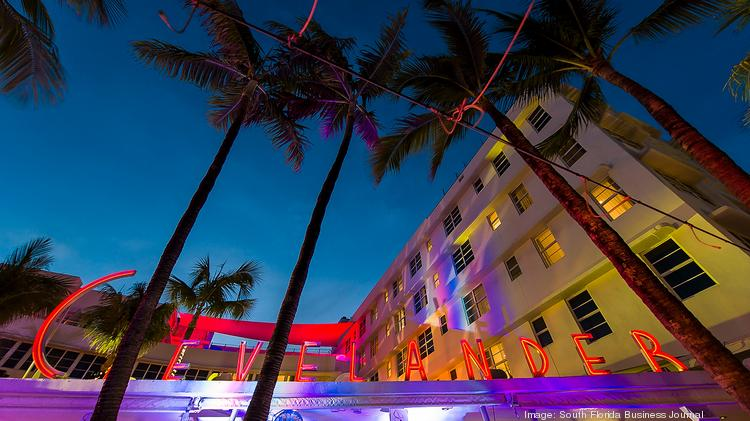 South Beach Hotels >> Clevelander South Beach And Essex Miami Beach Hotels Sold To