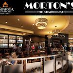 Morton's bringing upscale steakhouse to new Saratoga casino hotel