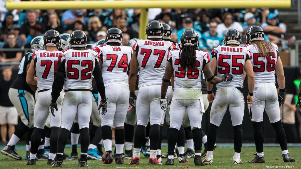 Atlanta Falcons getting new uniforms for 1st time in 17 years