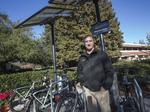 Solar-powered electric bike charging stations demoed at VTA
