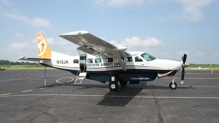 Southern Airways Express Temporarily Halts Flights Between