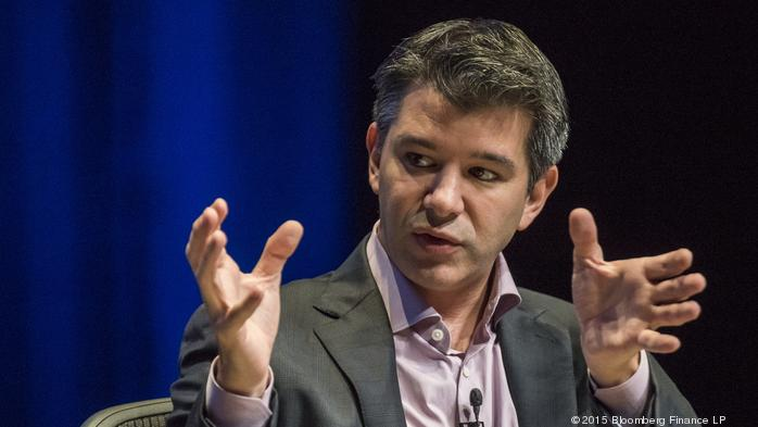Former Uber CEO calls lawsuit from investor part of a 'personal attack'