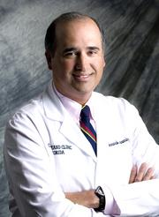Bernie Fernandez Jr., CEO, Cleveland Clinic Florida