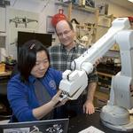 OIin engineers seek to give robots consciences