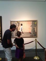 Norman Rockwell Museum  Stockbridge, MA. Adults $16 Children $5. Free, August 30, 2013
