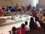 EcoTarium  Worcester, MA. Adults $14 Children $8. Free, August 30, 2013