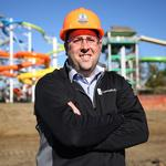 New GM at Carowinds arrives; Carolina Harbor Waterpark construction underway (PHOTOS)