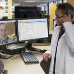 Kaiser turns to video chat to allay sick waiting room fears