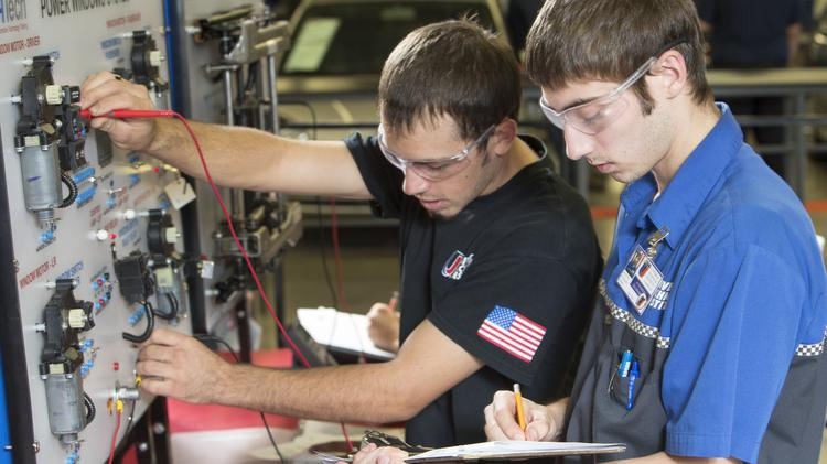 Universal Technical Institute is one of the schools helping to build more technology graduates in the region.