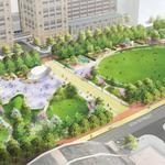 Downtown's Commons park $8M funding gap could be solved with development fees