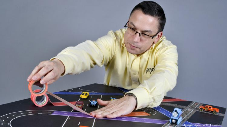 Andy Musliner, founder and CEO of Crofton-based InRoad Toys, has closed a Series A round.