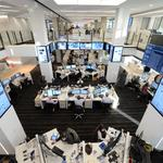 Washington Post's new headquarters mixes the future of journalism into its legacy (Video)