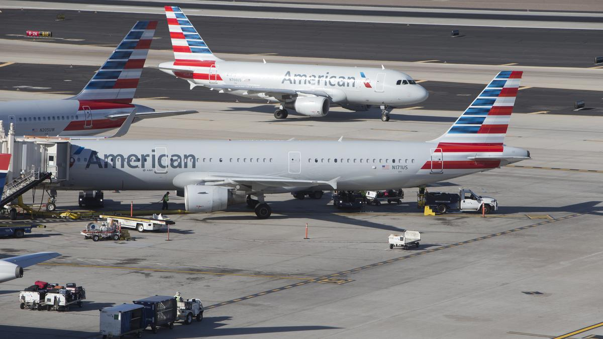 Law Limiting Jet Fuel Tax Helps Airlines At Sky Harbor