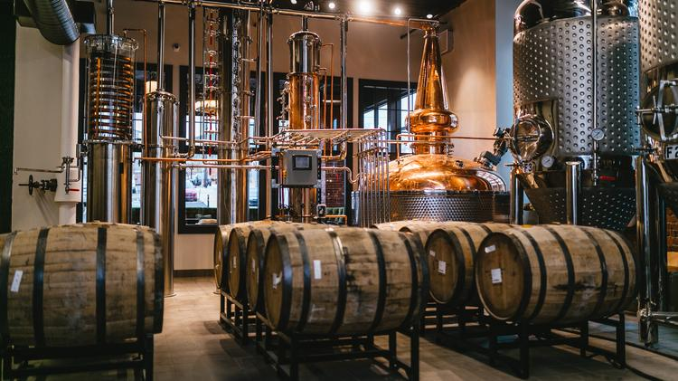 Bourbon tariffs have Tom's Town, MGP Ingredients on alert