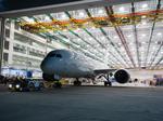 Boeing shuts down South Carolina Dreamliner plant ahead of Hurricane Matthew