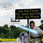 MoDOT's Star Wars-themed safety messages