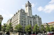 The Trump Organization plans to redevelop the historic Old Post Office Pavilion into a 263-room luxury hotel.
