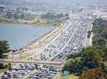 Why is San Francisco's traffic the fourth-worst in the world?