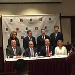 Jefferson, Philadelphia U sign binding agreement to merge