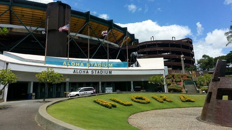 Aloha Stadium Tickets
