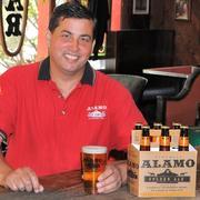 Eugene Simor, president of San Antonio-based Alamo Beer Co.