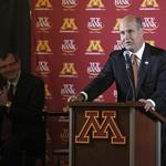 U of M paid $282,000 to settle sexual harassment claims against ex-athletics director <strong>Teague</strong>