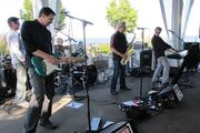 The association brought in Stray Voltage Band to entertain the crowd.