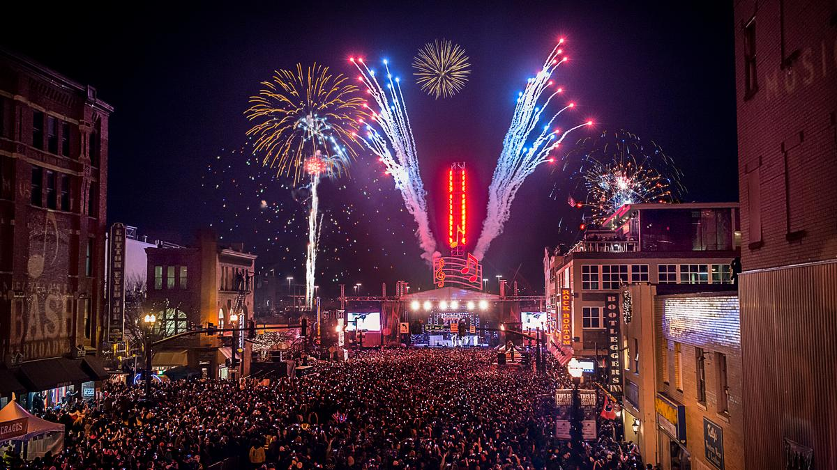 Nashville To Host Televised New Year S Eve Concert Due To Covid 19 Restrictions Nashville Business Journal